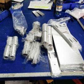 设备配件精密CNC加工